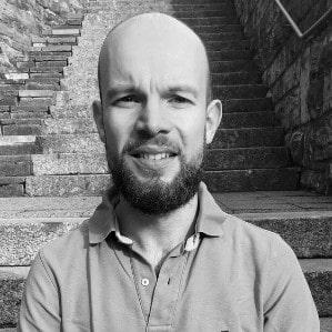 Florian Gehring Porträt quadratisch
